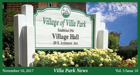 Villa Park News, Vol. 3 Issue 10