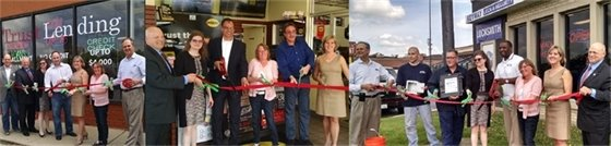 North Avenue Ribbon Cuttings