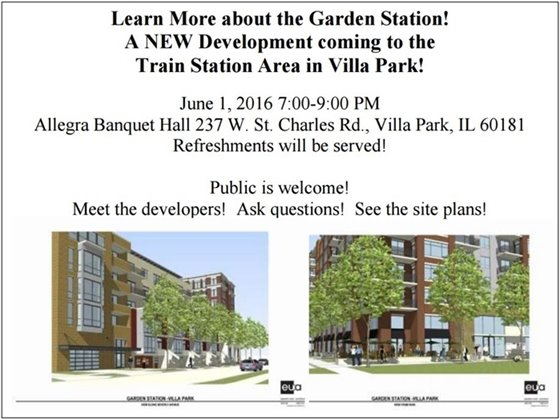 Garden Station Open House