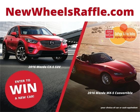 Easter Seals Raffle