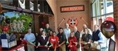 Villa Park welcomed Firehouse Subs to North Avenue Oct. 14, 2016.