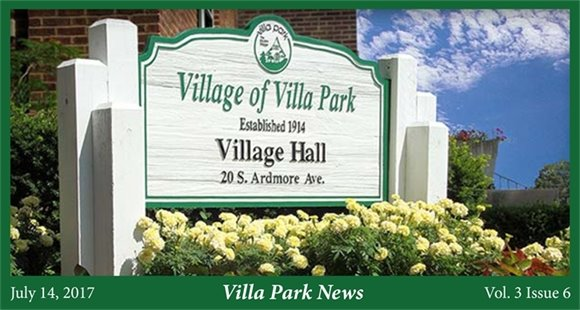 Villa Park News July 14