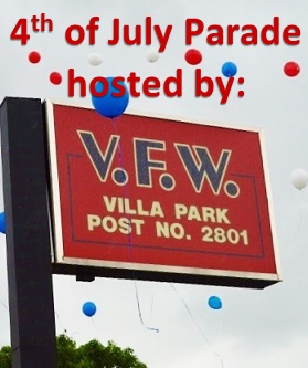 Fourth of July 2015 Parade