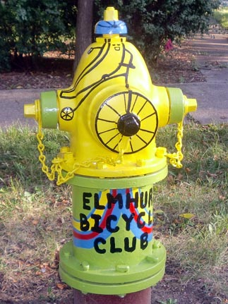 Elmhurst Bike Club - Park and Myrtle