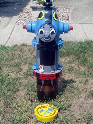 Thomas the Train - 16 E. Monroe