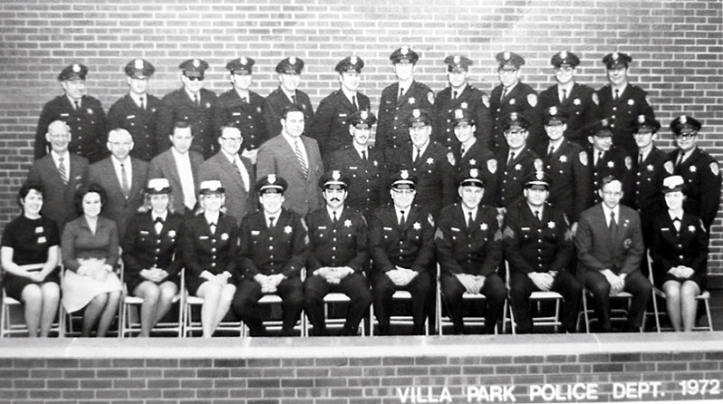 1972 PD Group Photo