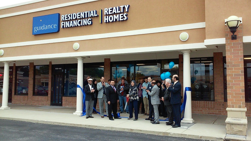 Guidance Realty Ribbon Cutting