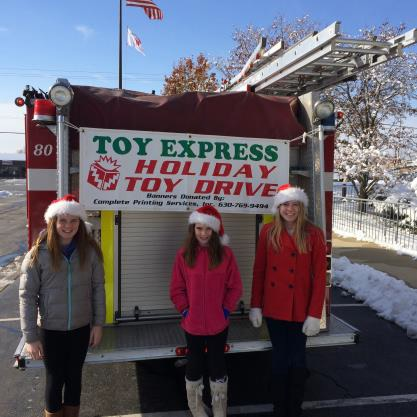 Toy Express Parade