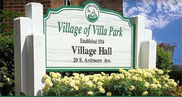 Villa Park News