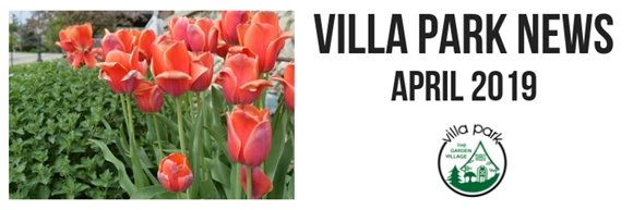 Villa Park News Banner
