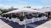 Outdoor Service for Restaurants & Bars