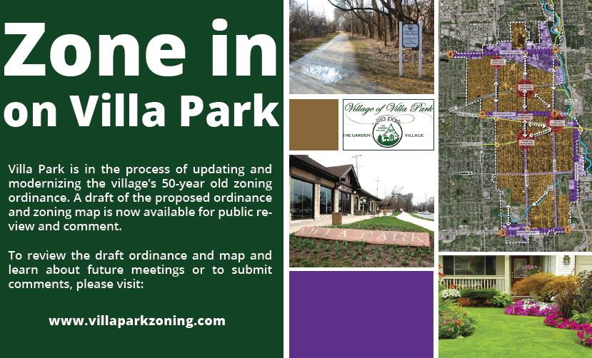 Villa Park Zoning Ordinance