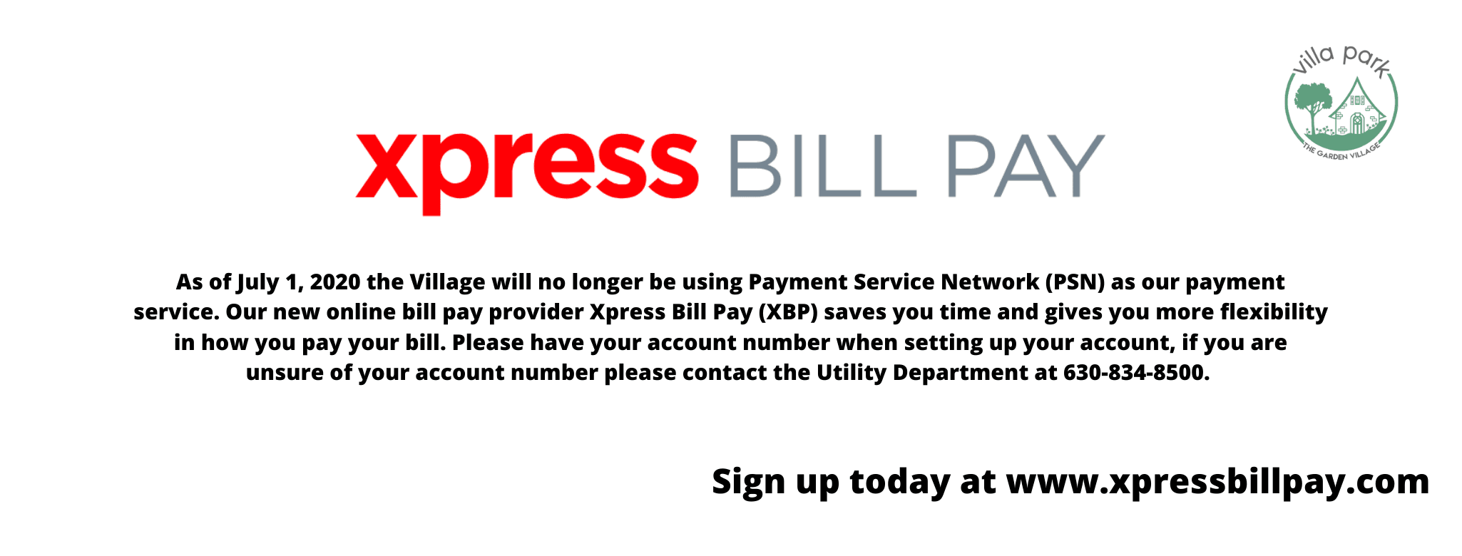 xpress billpay
