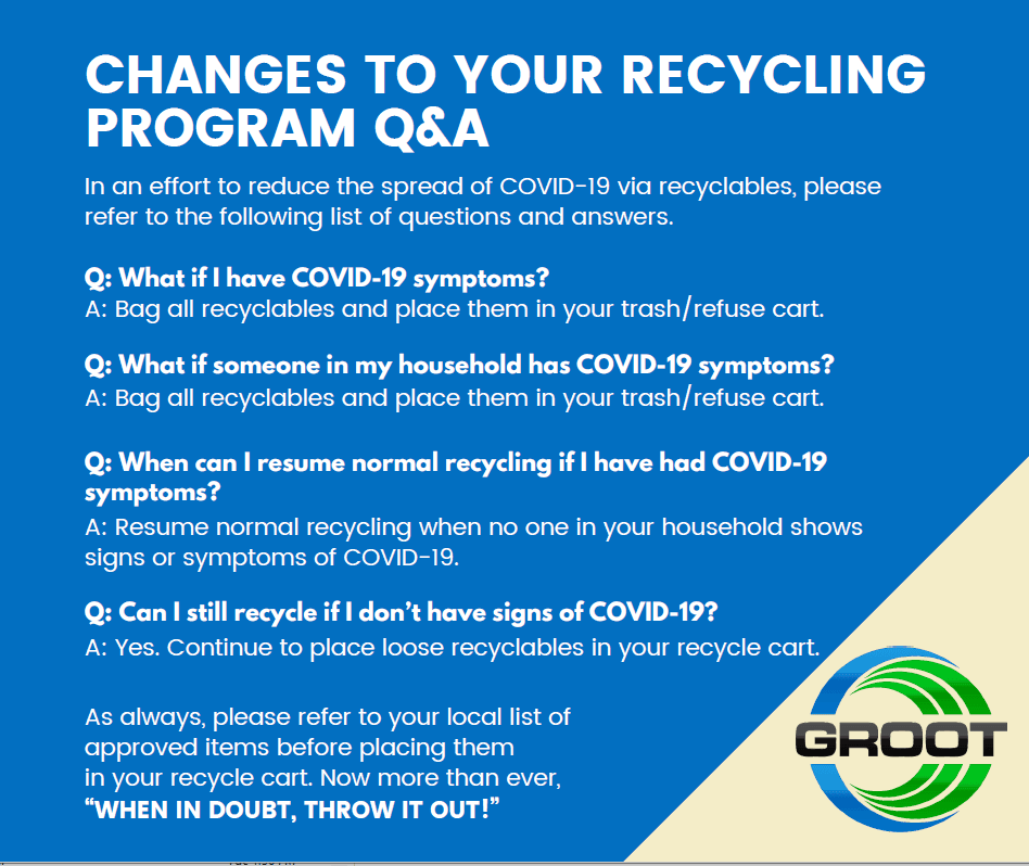 Recycling FAQ